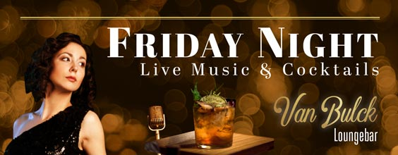 Friday Night Live Music & Cocktails