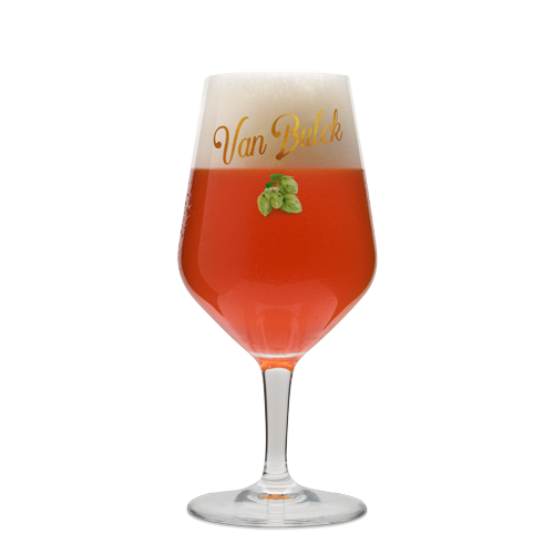 Van Bulck Natural Strawberry verre