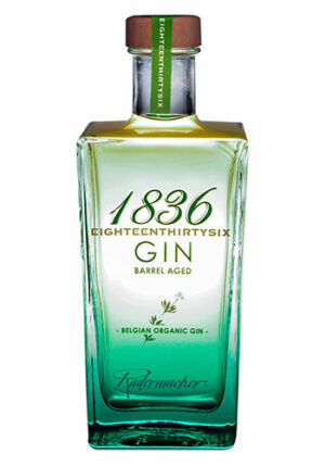 Barrel Aged Gin 1836