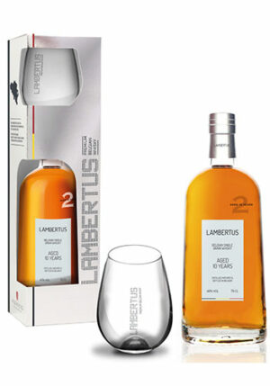 Lambertus Whisky 10 years - gift set