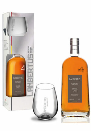 Lambertus Whisky Single Cask Gift Set