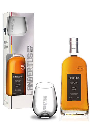 Lambertus Whisky Single Malt - Gift Set